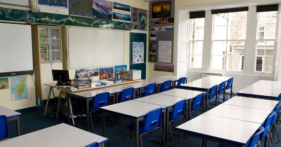 Venue classroom