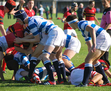 1st XV Rugby action in 2014