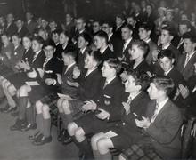Preparatory School Exhibition (prize-giving), July 1957
