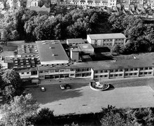 Preparatory School, Inverleith, 1960s