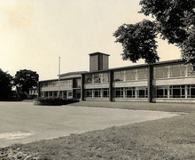 Preparatory School, Inverleith, 1960s