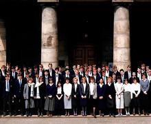 Leavers 1985 86
