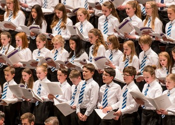 The Edinburgh Academy Choir and Choral Society Concert