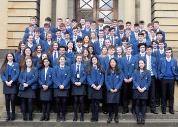 Edinburgh Academy Leavers 2019