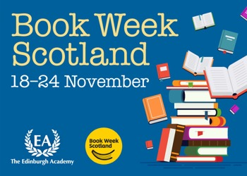 Book Week Scotland at the Edinburgh Academy