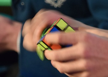 Rubik Cube Division Challenge