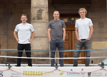 Accie Brothers Epic Journey Rowing Across the Atlantic