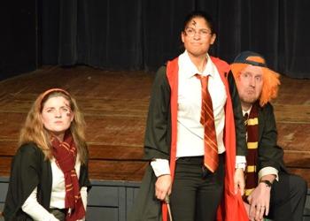 Junior School Pantomime –Harry Potter