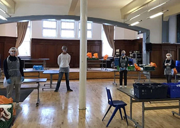 Scran Academy at the Edinburgh Academy