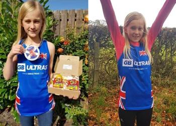 GB Ultras Everest 135 Challenge - Anna