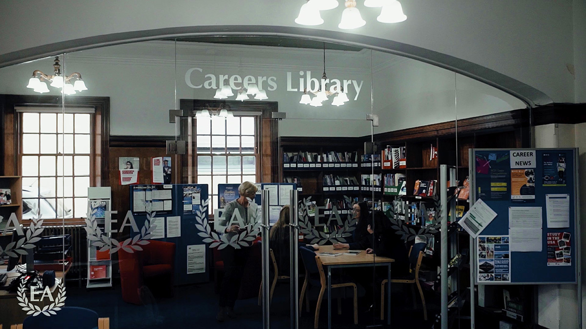 Careers library