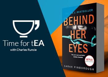Time for tEA with author Sarah Pinborough (EA 1988-1990)