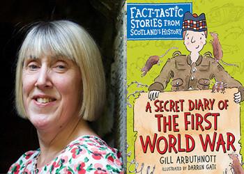 A Spotlight On: Gill Arbuthnott (EA Staff 1983-2016)