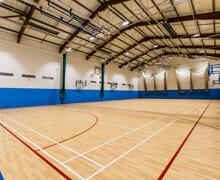 Arboretum Sports Hall 3