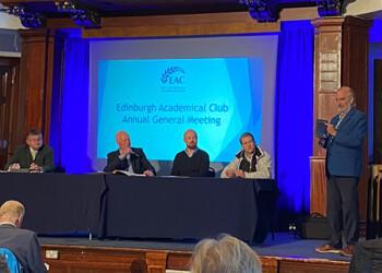 Edinburgh Academical Club Prize Winners
