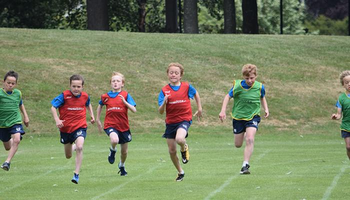 Heading athletes